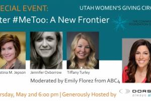 Utah Women's Giving Circle Fall Event - Film Screening