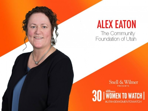 CFU in the News: Alex Eaton Featured in Utah's 30 Women to Watch