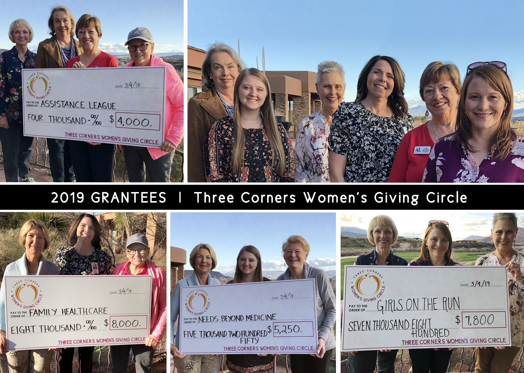 Three Corners Women's Giving Circle