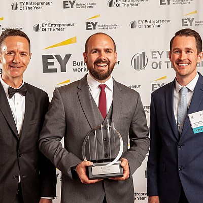 EY Social Entrepreneur of the Year