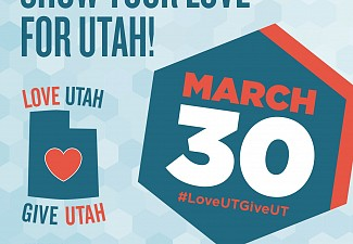 Press Release - UTAH'S BIG DAY OF GIVING TO TAKE PLACE THIS THURSDAY, MARCH 30, 2017